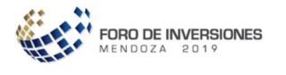 Foro Inversiones Mendoza 2019 Logo